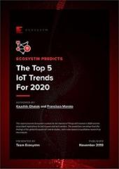 Top 5 IoT Trends