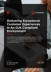 Whitepaper-Delivering Exceptional Customer Experiences In An OJK-Compliant Environment