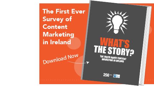 Survey of Content Marketing in Ireland