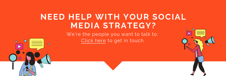 Need help with your social media strategy?