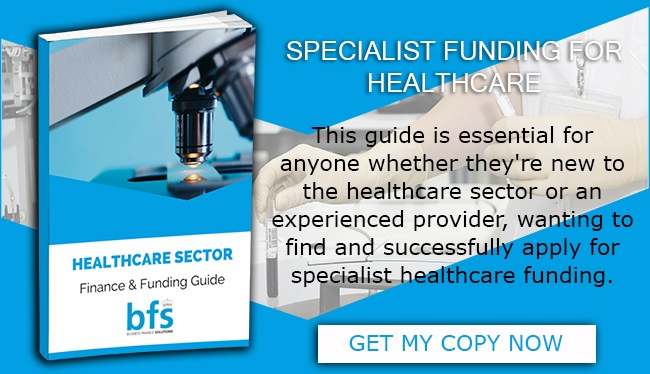 finance-funding-healthcare-sector