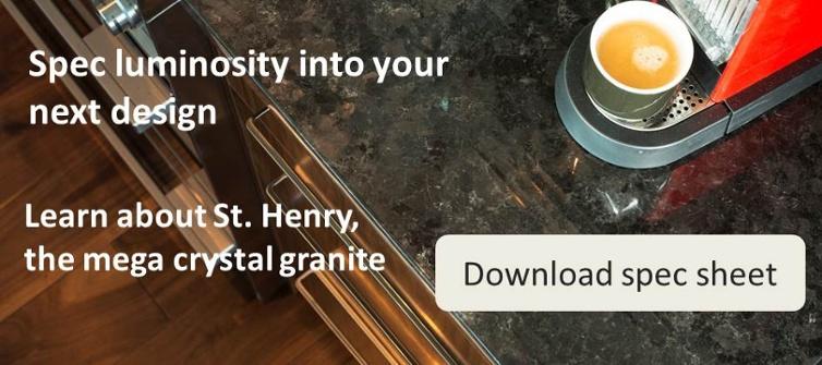 st henry granite mega crystals black