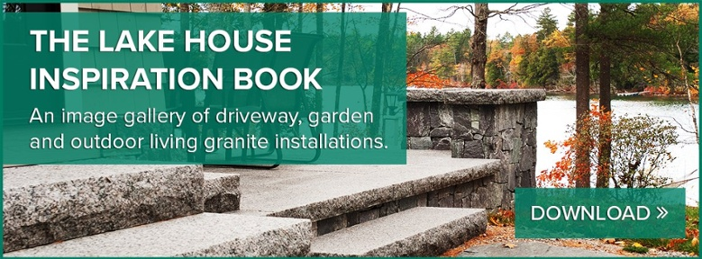 granite hardscaping and landscaping design inspirations
