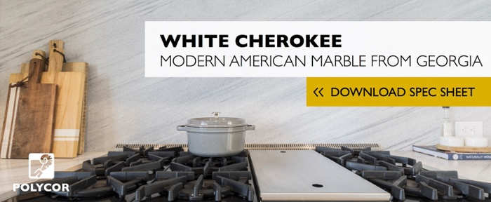 White Cherokee American Marble Spec Sheet