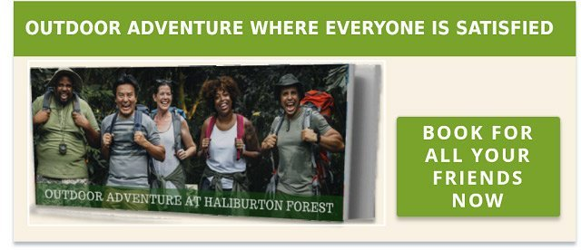 Outdoor Adventure Group Vacation Packages