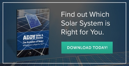 Find out which solar system is right for you