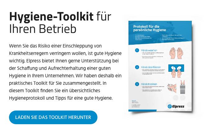 Elpress Hygiene-Toolkit