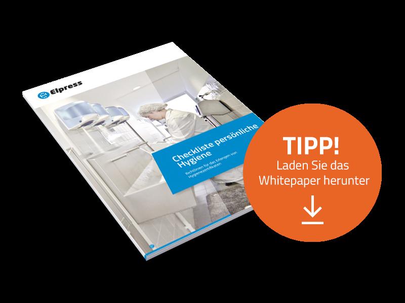 Whitepaper Checkliste persönliche Hygiene