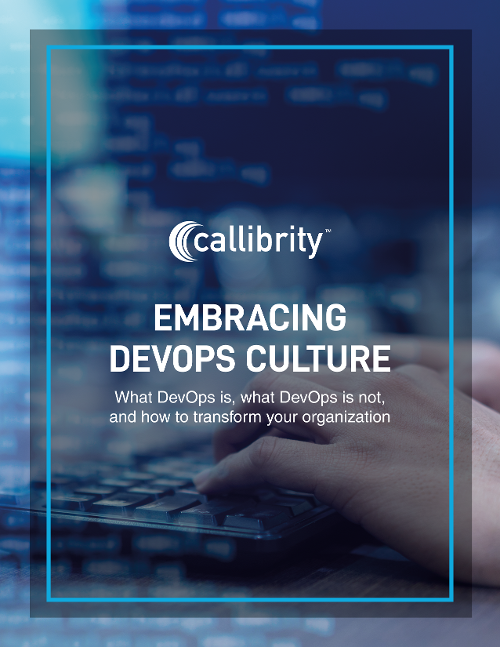 embracing devops culture_callibrity