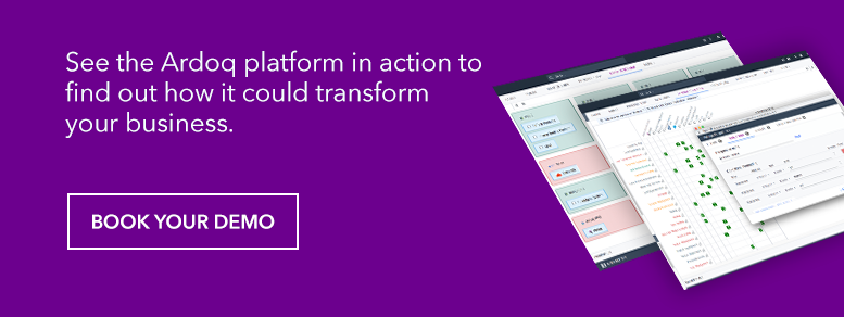 Ardoq - See the Ardoq platform in action to find out how it could transform your business. Book your demo.