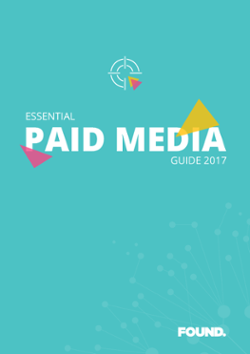 Download our Paid Media Guide to 2017