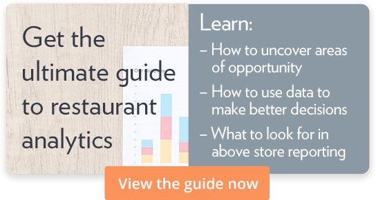 Get the ultimate guide to restaurant analytics