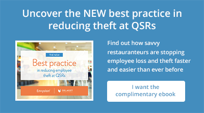 Uncover the NEW best practice in reducing theft at QSRs – eBook