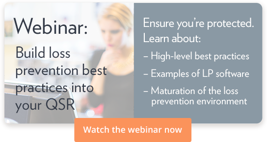 Webinar: Loss prevention best practices