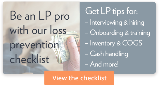 Be an LP pro with our loss prevention checklist