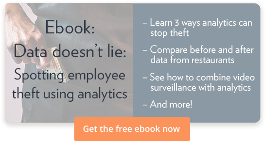Data doesn't lie: Spotting employee theft using analytics. Get the free ebook now