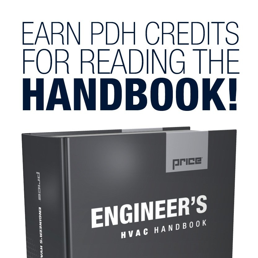 Access the Price Engineer's HVAC Handbook