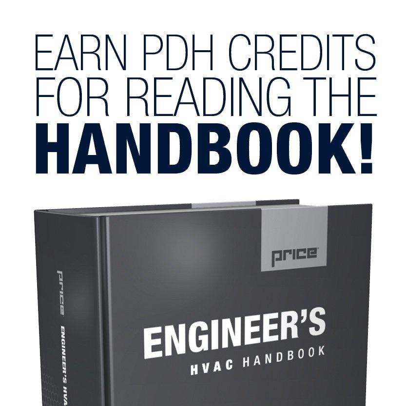 Access the Price Engineer's HVAC Handbook