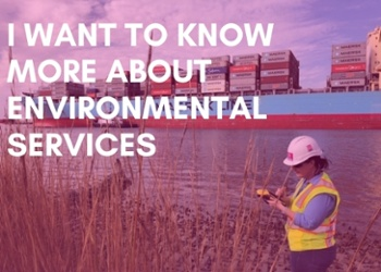 I Want To Know More About Environmental Services