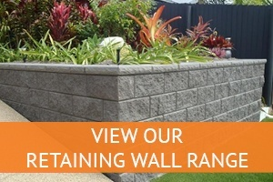 Retaining Wall Range