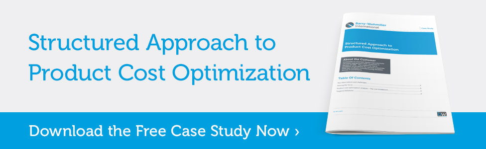 Product_Cost_Optimization_Approach