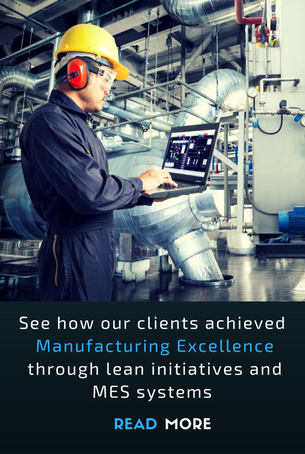 Manufacturing Excellence through Lean