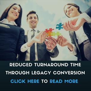 Reduced Turnaround Time