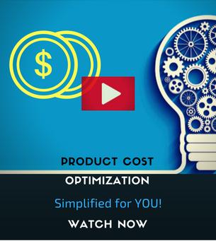 Product Cost Optimization