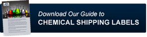 guide to chemical shipping labels