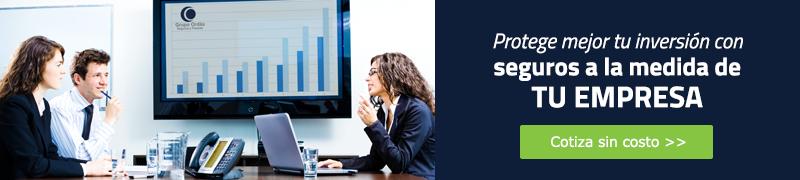 Grupo Ordás - Cotiza sin costo el seguro de tu empresa  ¿Ya tienes uno? Podemos mejorar las condiciones