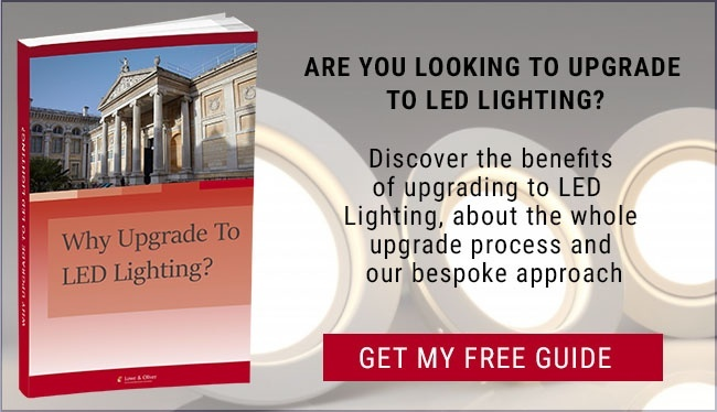 Why Upgrade To LED Lighting