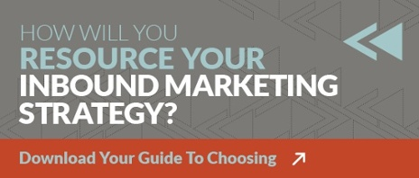Resourcing Your Inbound Marketing Strategy