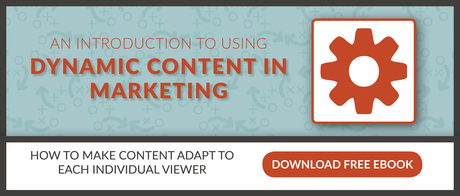 dynamic content in marketing