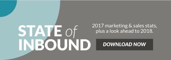 State of Inbound 2017 CTA
