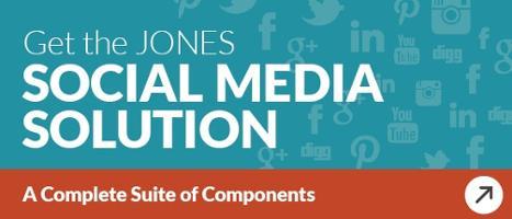 Social Media: The JONES Solution