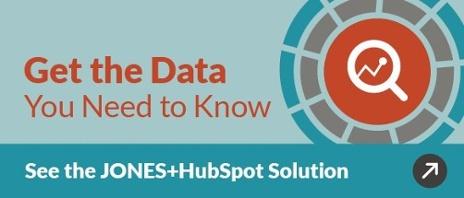 JONES & HubSpot Analysis Solutions