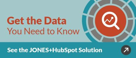 JONES & HubSpot Analysis Solutions