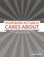 6 Marketing Metrics Your Boss Actually Cares About