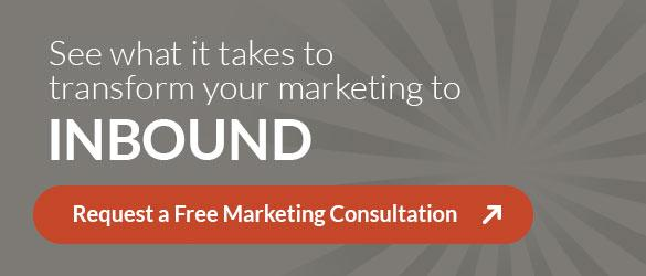 JONES inbound marketing consultation