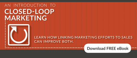 Closed-loop marketing ebook