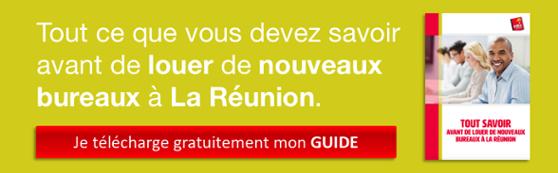 Je télécharge gratuitement mon guide - Tout savoir avant de louer de nouveaux bureaux à La Réunion