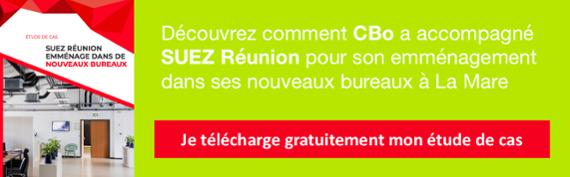 Découvrez comment CBo a accompagné SUEZ Réunion pour son emménagement dans ses nouveaux bureaux à La Mare