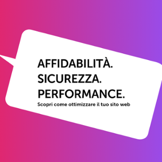 Affidabilità sicurezza performance website