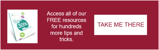 Access all our free resources for loads more tips and tricks.