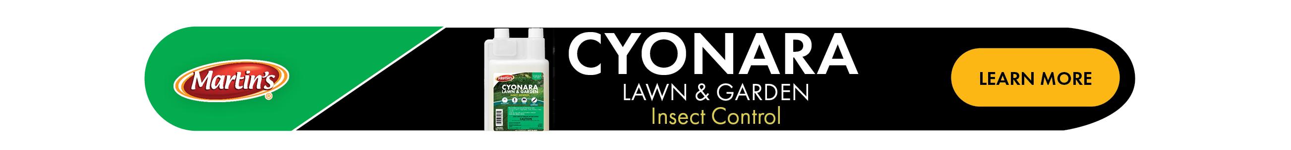 Cyonara Lawn and Garden Concentrate