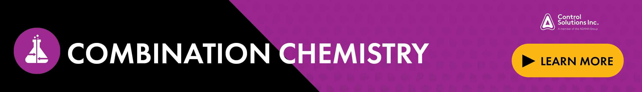 Combination chemistry CTA-restaurant-wars