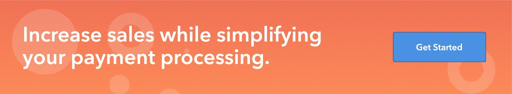 Increase sales while simplifying your payment processing