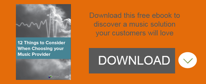 Free Ebook: 12 Things to Consider When Choosing Your Music Provider
