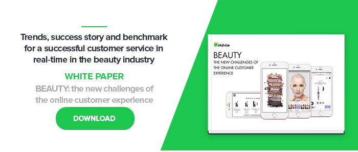 Beauty: the new challenges of the online customer experience