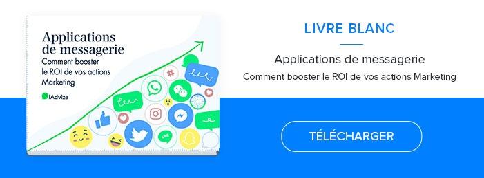 Application de messaging marketing conversationnel